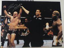 Bas Rutten Signed 16x20 Photo Beckett COA UFC XX 1999 Champion Picture Autograph