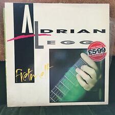 ADRIAN LEGG FRETMELT 1984 FOLK GUITAR VINYL LP