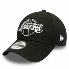 New Era 9Forty Snapback Cap - NBA Los Angeles Lakers schwarz