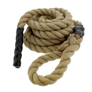 Exercise Rope Indoor Climbing Rope Gym Rope Climbing 1.5 Inch Diameter