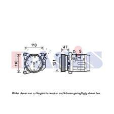 Kompressor, Klimaanlage 851918N