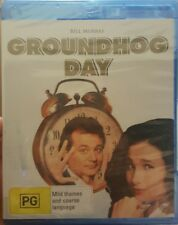 *New & Sealed* Groundhog Day (Blu Ray Comedy Movie) Region B Aus. Bill Murray
