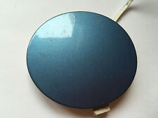 FORD KA FRONT BUMPER TOWING HOOK EYE COVER CAP BLUE  (F228)