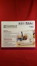 Kenmore Model 20-11803 Sewing Machine