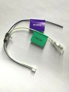 GENUINE KENWOOD DDX-393 DDX393 Reverse / Parking Cable Hardwired *SHIPS TODAY*