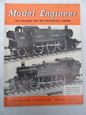 Model Engineer - Issue 3066 - 14 April 1960 - Contents shown in photos