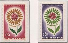 Europa CEPT 1964 Frankrijk 1490-1491 - MNH Postfris
