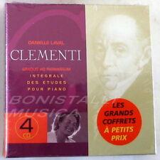CLEMENTI - GRADUS AND PARNASSUM - LAVAL - 4 CD Sigillato