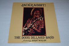 Jackrabbit!~The Doug Dillard Band~Byron Berline~1980 Flying Fish Records FF208