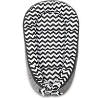 Sleepyhead Baby Nest Zig Zag 100% Cotton Infant Pod Pillow Blanket Baby Bed