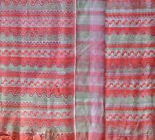 Antique silk longyi (Htamein), acheik-luntaya textile, Burma (Myanmar), 19 c.