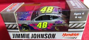 JIMMIE JOHNSON,  BRAND NEW, 1/64 ACTION 2020 CAMARO ZL1, ALLY FINALE, #48