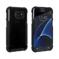 Verizon Matte Silicone Case for Samsung Galaxy S7 - Black