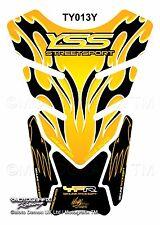 Yamaha XJ600 XJ900 Diversion Motorcycle Tank Pad Motografix 3D Gel Protector