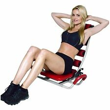 "Ab Rocket Twister Abdominal Trainer  ""As Seen on TV"" RED"