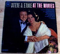 Steve and Eydie At the Movies LP 33 Columbia Records CS 2021 Monaural Pop 1964