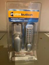 Codelock Tubular latch 60mm 1st P/&P Vat inc