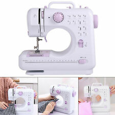 More details for electric sewing machine portable mini 12 stitches 2 speeds foot peda