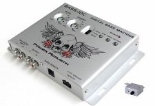 Power Acoustik Bass-10C Car Bass Maximizer Processor Epicenter Priority Shipping