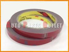 Two Rolls of 3M Acrylic Foam Adhesive Auto Parts Use Double Sided Tape