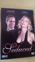 SEDUCED (DVD,2003) CYBILL SHEPHERD,RARE AND OOP