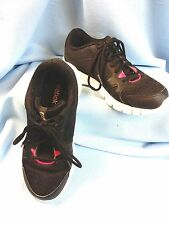 Reebok Training 3D Ultralite Size 5 M Black and Pink Women's Athletic Shoes