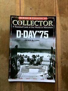 King & Country toy soldiers Collector Magazine No 52, 2019