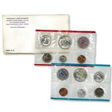 1964 United States Uncirculated Mint Set (Original Mint Packaging) SKU18667