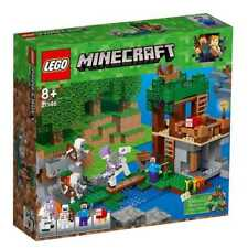 NEW! LEGO® Minecraft™ The Skeleton Attack #21146 *BRAND NEW - NO PICKUP*