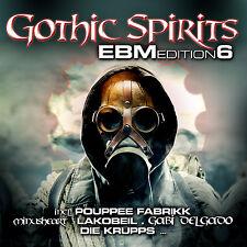 CD Gothic Spirits EBM Edition 6 von Various Artists  2CDs