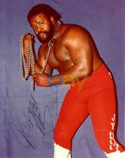 JUNK YARD DOG AUTOGRAPHED-SIGNED 8X10 WWE-WWF PHOTO-PHOTOGRAPHED reprint