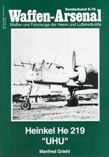 Waffen-Arsenal S-76: Heinkel He 219 UHU