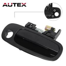 For 98-02 TOYOTA COROLLA Outer Black Front Right Pass RH Side Door Handle 80424
