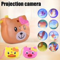 Animal Pattern Light Projection Camera Toy Educational Toys Kids Children Gift