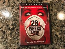 28 Weeks Later Dvd! 2007 Horror! (See) World War Z The Crazies & Rabid
