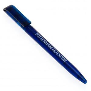 Tottenham Hotspur Football Club Official Retractable Pen Blue Ink Stationery Sch
