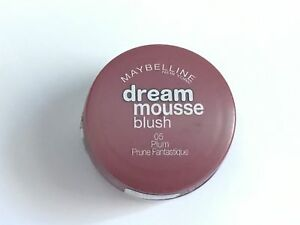 Maybelline New York Dream Mousse Blush *choose your shade*