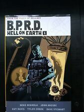B.P.R.D. HELL ON EARTH OMNIBUS 1 DELUXE HC DARK HORSE COMICS Mike Mignola new