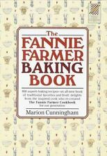 Wings Great Cookbooks: The Fannie Farmer Baking Book by Marion Cunningham (1996…