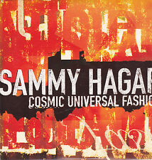 Sammy Hagar-Cosmic Universal Fashion Promo cd single