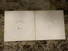 Aerosmith Live Bootleg 2Lp Rare Japan Import Test Pressing White Label Promo Nm