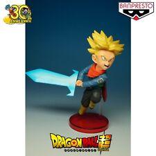 GASHAPON Dragon Ball Z Super WCF 30th Vol.7 World Collectable Figure XENO TRUNKS