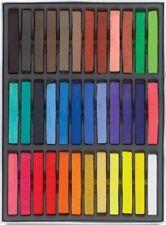 Kit de belleza de tiza Pastel 36 no tóxico temporal del cabello