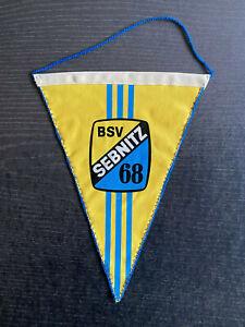 Alter Wimpel BSV Sebnitz 68