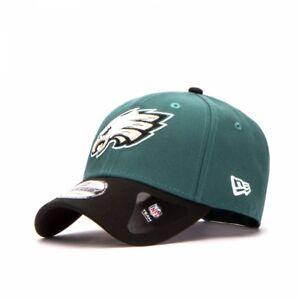 NEW ERA 9FORTY BASEBALL CAP.NFL THE LEAGUE PHILADELPHIA EAGLES ADJUSTABLE HAT 72
