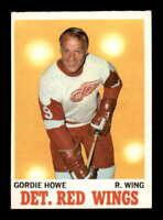 1970 O-Pee-Chee #29 Gordie Howe  EXMT+ X1624940