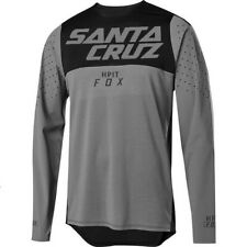 Santa Cruz Motocross Jersey Bicycles Downhill Mountain Off Road DH Quick Dry
