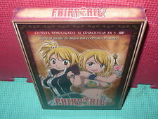 FAIRY TAIL - FAIRYTAIL - 8 TEMPORADA - NUEVA - dvd