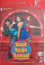 BAND BAAJA BAARAAT (2010) RANVEER SINGH, ANUSHKA SHARMA - BOLLYWOOD 2 DISC DVD