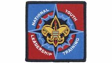 BOY SCOUT OFFICIAL NATIONAL YOUTH LEADERSHIP TRAINING JUMBO JACKET PATCH NEW BSA